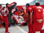 Test Bahrein: ecco nuova anteriore della Ferrari