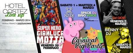 Hotel Costez Cazzago (Bs): 28/2 Super Hero con Gianluca Motta