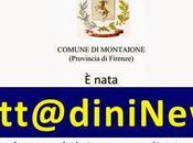 nuovo servizio Newsletter Comune Montaione