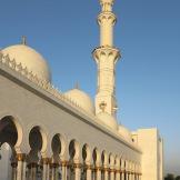 La Grande Moschea Sheikh Zayed di Abu Dhabi