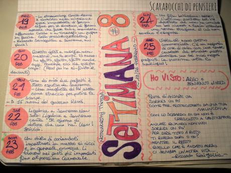 Noteworthy things - Settimana 8