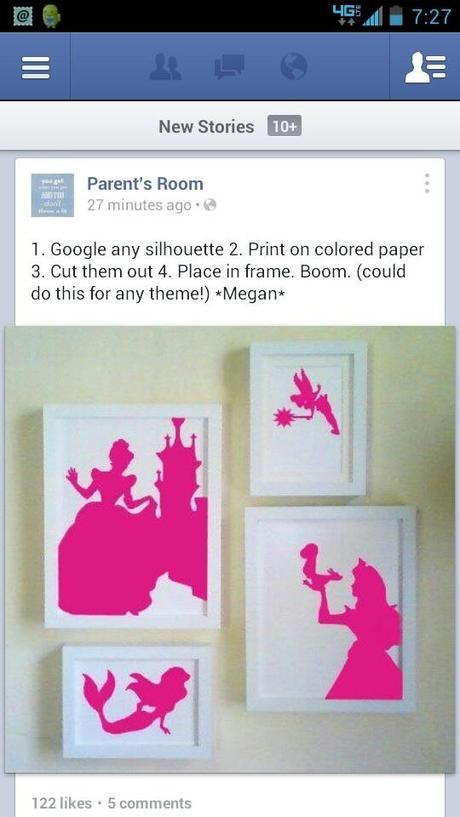 idee per la camera dei bambini - Paperblog