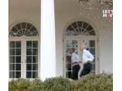 "Barack Obama Biden ""corrono"" alla Casa Bianca Michelle (video)"