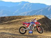 Honda Team Lucas Oil/Troy Designs Supercross 2014