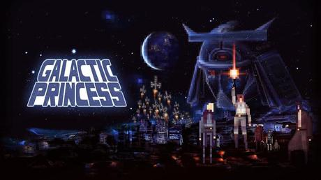 Galactic Princess - Trailer di presentazione