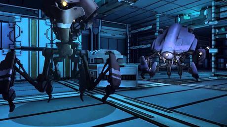 StarCrawlers - Trailer di presentazione