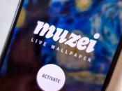 Muzei live wallpaper: come avere museo portata mano
