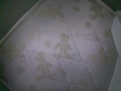 Vendo materasso da lettino machella paperblog for Misure materasso lettino