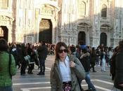 Andrea's swag goes Milano Fashion Week
