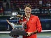 Federer vince torneo dubai, lorenzi sconfitto finale paolo