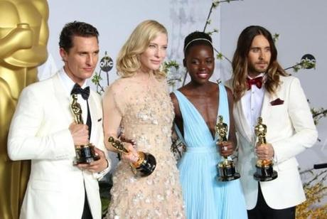 86th+Annual+Academy+Awards+Press+Room