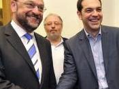 Lista Tsipras, autostop Strasburgo