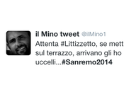 #Sanremo 2014: Festival secondo Twitter
