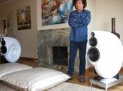 Bernardo Lanzetti nuovo sound system AMATI