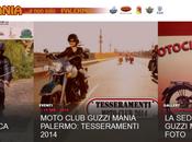GuzziMania.it Realizzazione Sito grafiche 'Centauri'