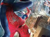 incredibili motion poster dedicati Amazing Spider-Man Potere Electro