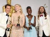 Notte degli Oscar 2014, tutti vincitori