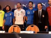 Brasile 2014: domani debutto della nuova maglia nazionale italiana