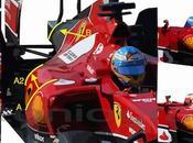 Ferrari, modifiche alle fiancate cofano motore