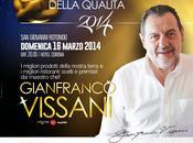 Premio Oscar della Qualità 2014, domenica marzo premiano eccellenze gastronomiche