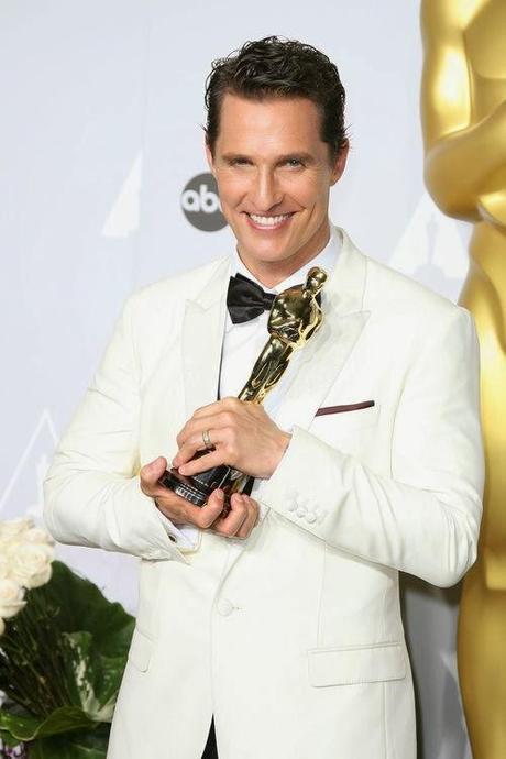 b Matthew McConaughey