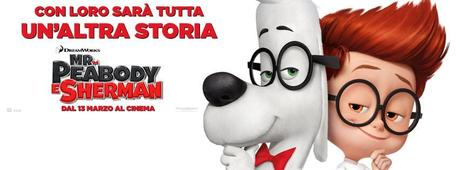 20th Century Fox Italia presenta una divertente clip tratta da Mr. Peabody e Sherman