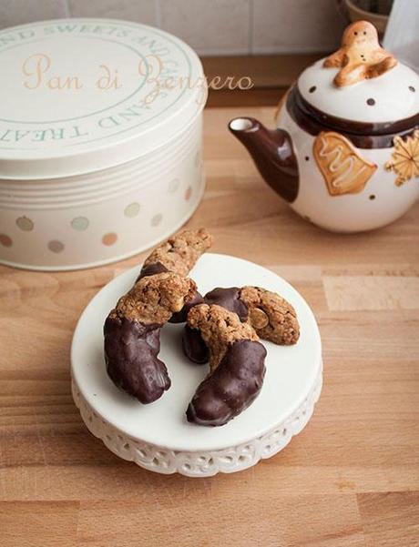 vegan biscotti colazione