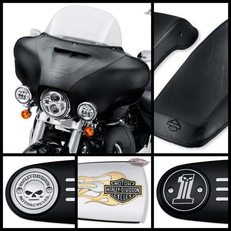 Nuovi accessori Harley-Davidson in tema Project Rushmore
