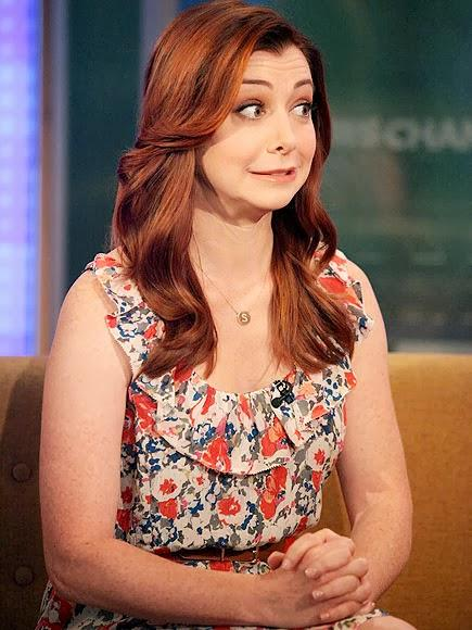 Fan Direction #31 - Alyson Hannigan