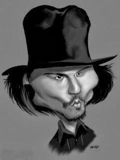 Wallpaper: Johnny Depp