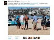Alex Piero attore Baywatch australiano