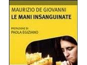 MANI INSANGUINATE Maurizio Giovanni