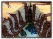 Zebra cake Torta zebrata