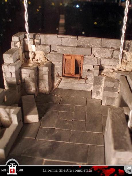 Costruzione 169 il magazzino muratura e portello di for Piani di costruzione di magazzino