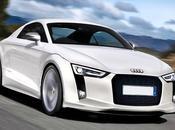 Audi salone Ginevra. nuova generazione