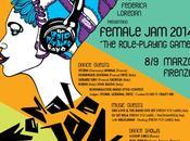 Festa della donna è…Female Jam!