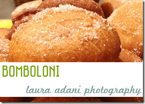 Bomboloni Laura Adani Photography