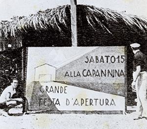 Capannina di Franceschi a Forte dei Marmi
