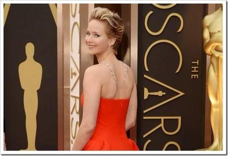 jennifer lawrence oscar 2014