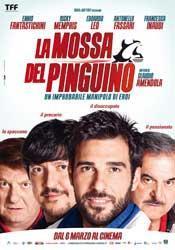 [Recensione film] mossa Pinguino esordio alla regia Claudio Amendola