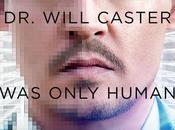 Manca qualche pixel Johnny Depp nuovo poster Transcendence
