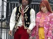 Side: clip biopic Jimi Hendrix