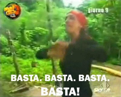 Arianna David BASTA gif