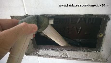 Scarico del wc che perde come ripararlo paperblog for Tubo di scarico del riscaldatore dell acqua