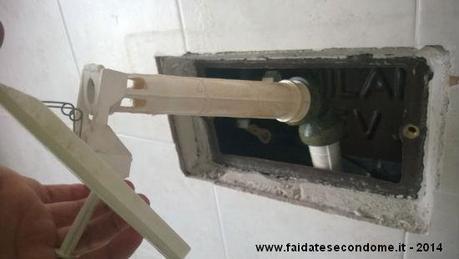 scarico del wc che perde come ripararlo paperblog On il tubo che perde porta più acqua