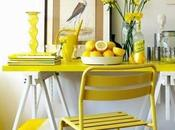 Home Decor color Mimosa