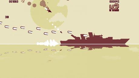 Luftrausers - Il terzo video di gameplay