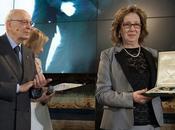 Napolitano consegna onorificenze donne hanno reagito alla violenza subita