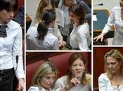 parlamentari bianco parita' genere