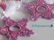 """Orecchini """"Pink Star""""...ovvero Follipassioni"""